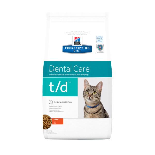 Hills Prescription Diet – Feline t/d Katzenfutter