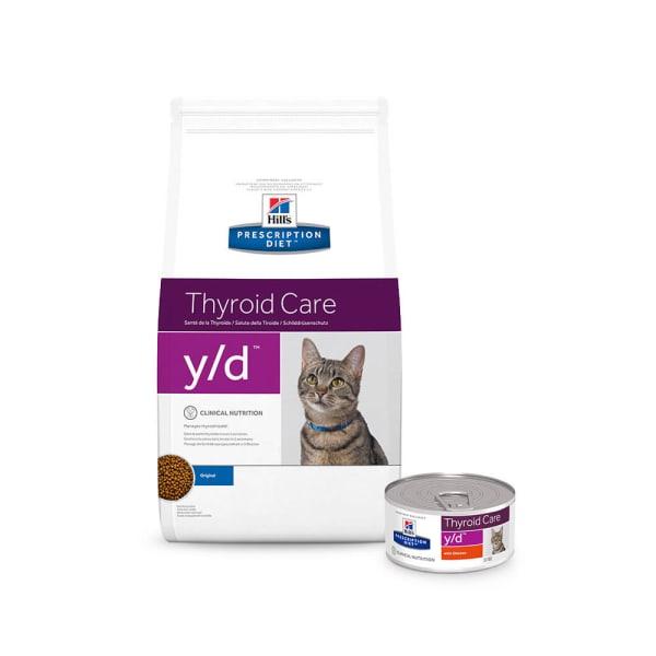 Hills Prescription Diet y/d Katzenfutter