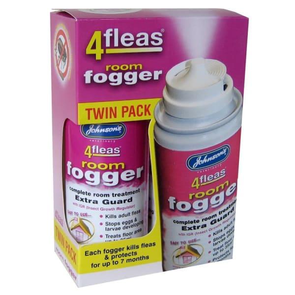 Johnsons 4Fleas Dog Room Fogger