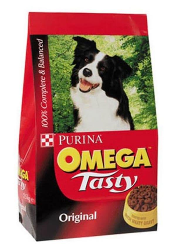 Purina Omega Tasty Adult Dry Dog Food - Original