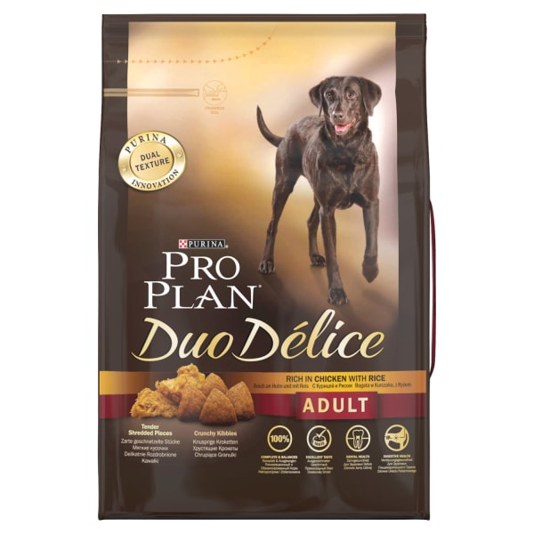 Purina PRO PLAN Duo Delice (Huhn & Reis)