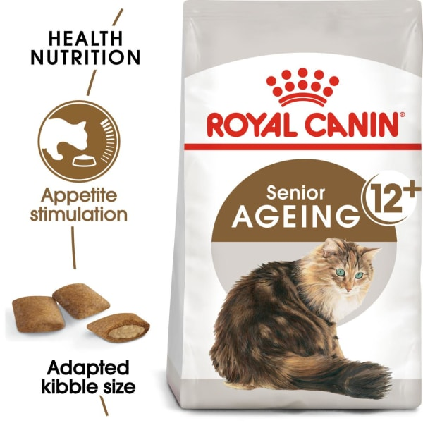 Royal Canin Ageing 12+ Senior Dry Cat Food