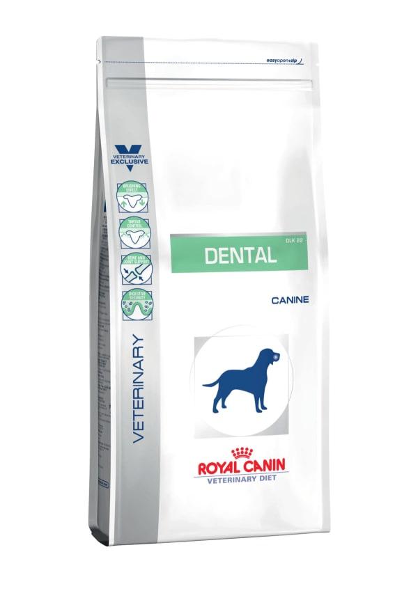 Royal Canin Dental DLK 22 Hundefutter