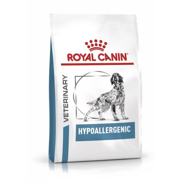 Royal Canin Hypoallergenic voor honden