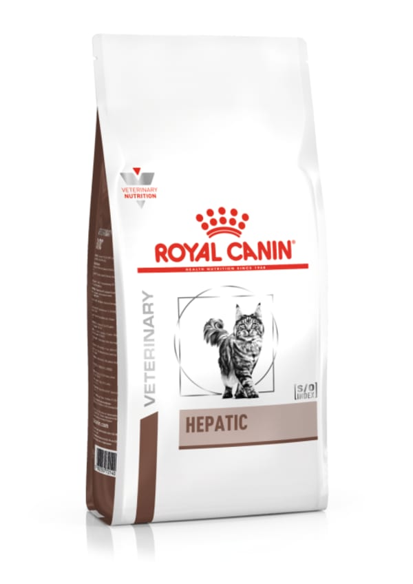 Royal Canin Hepatic HF26 Chat
