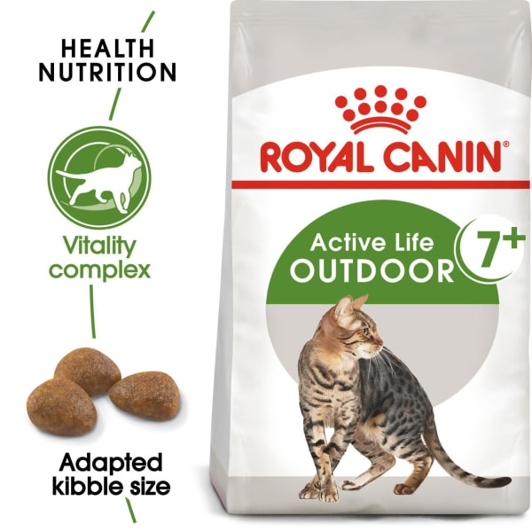 Royal Canin Outdoor +7 Adult Dry Cat Food