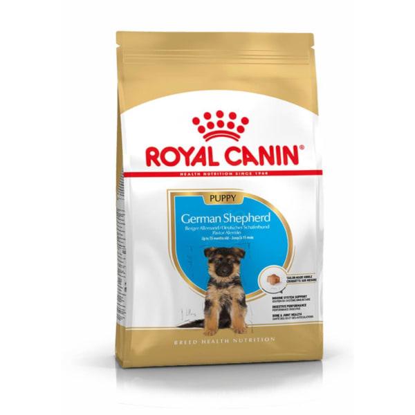 Royal Canin Puppy German Shepherd Chiot Berger Allemand - 15 Mois 3Kg