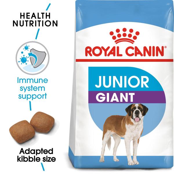 Royal Canin Giant Junior Dry Dog Food