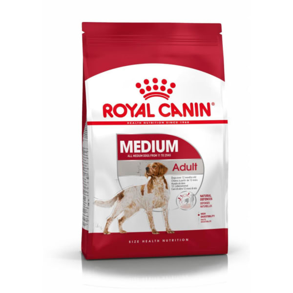 Royal Canin Medium Hunde Adult Trockenfutter