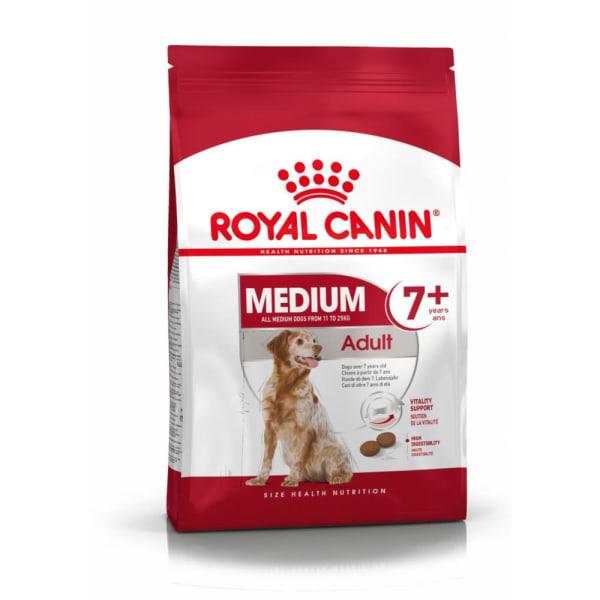 Royal Canin Meduim 7+Honden Droogvoer Volwassen