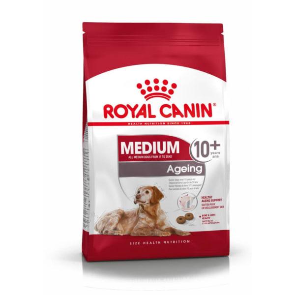 Royal Canin Medium Ageing 10+ Hunde Senior Trockenfutter