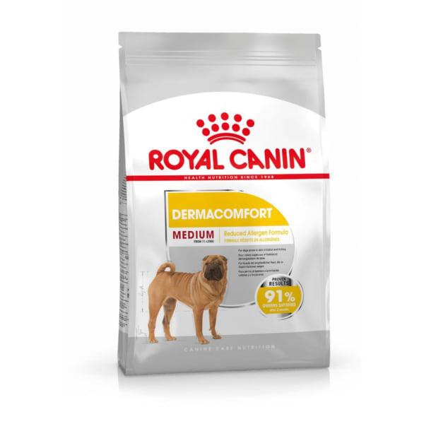 Royal Canin Medium Dermacomfort Hunde Adult Trockenfutter