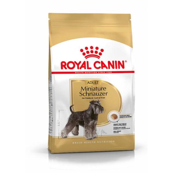 Royal Canin Miniature Schnauzer Chien Adulte Nourriture Croquettes