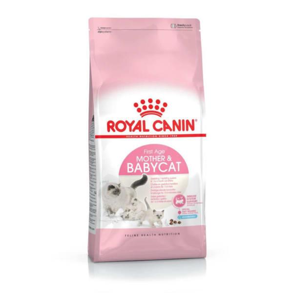 Royal Canin MOTHER & BABYCAT Katzenfutter für tragende Katzen und Kitten