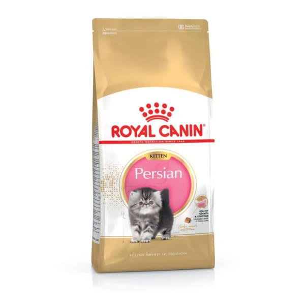 Royal Canin Persian Kittenfutter für Perser-Kätzchen