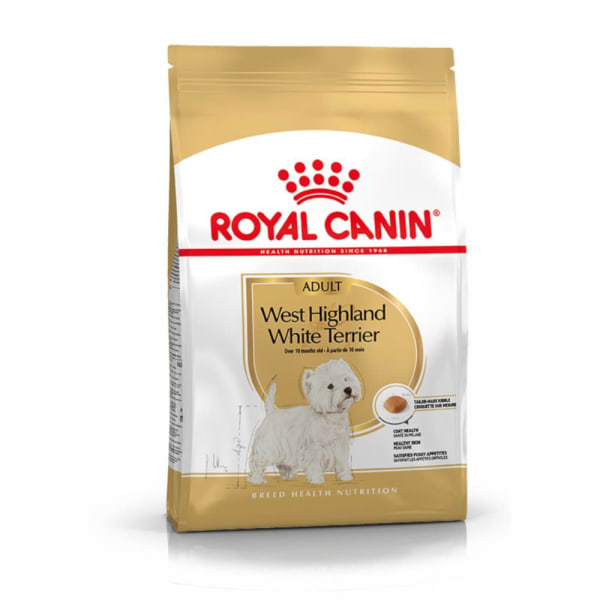 Royal Canin West Highland White Terrier Chien Adulte Nourriture Croquettes