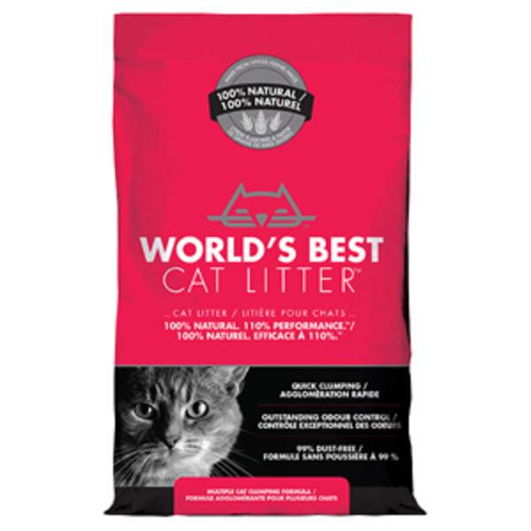 World's Best Katzenstreu extra stark