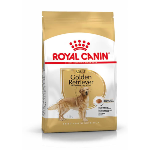 Royal Canin Golden Retriever Chien Adulte Nourriture Croquettes