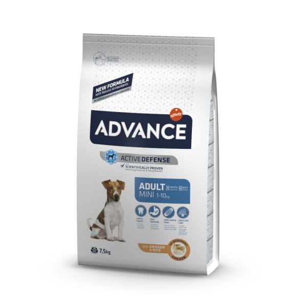 Advance Mini Adult (kip en rijst)