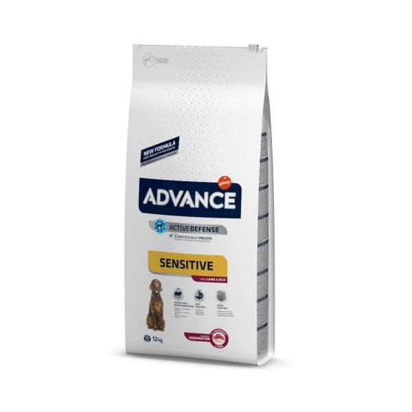 Advance Adult alle rassen (lams en rijst)