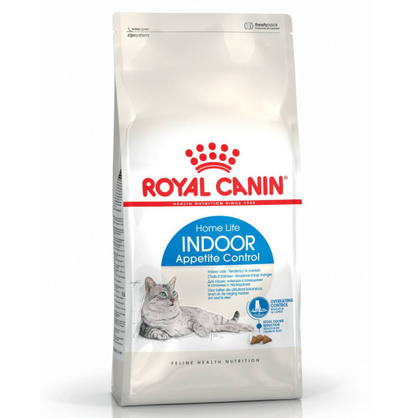 Royal Canin Health Indoor Appetite Control Adult Dry Cat Food