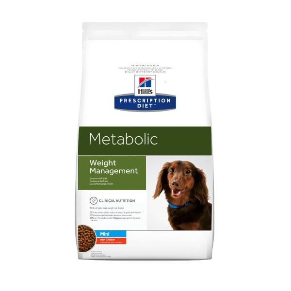 Hills Prescription Diet – Canine Metabolic Mini Hundefutter