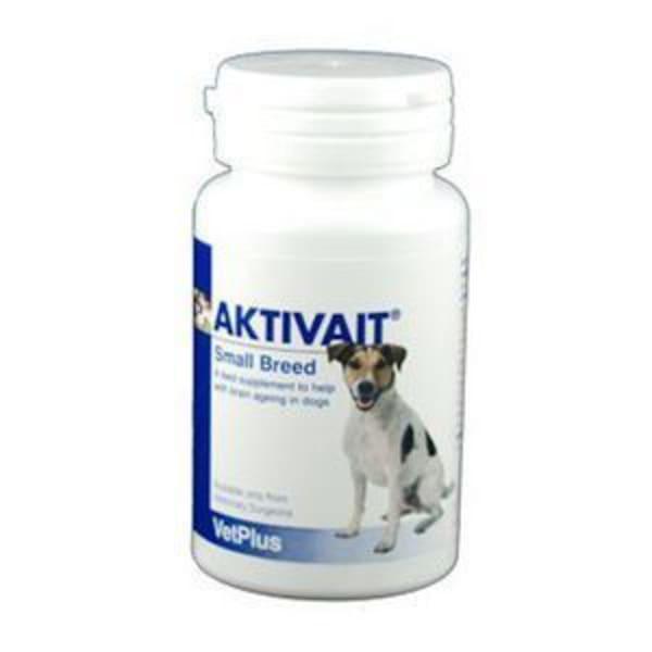 VetPlus Aktivait Capsules for Small Dog