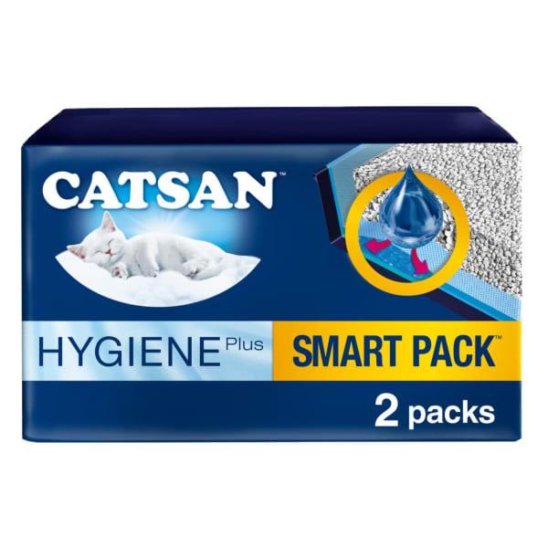 Catsan Non Clumping Smart Pack Kitten/Adult Cat Litter