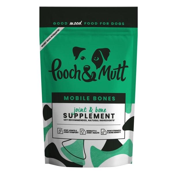 Pooch & Mutt Mobile Bones Supplement
