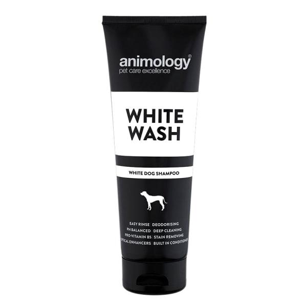 Animology Hundeshampoo für weißes Fell