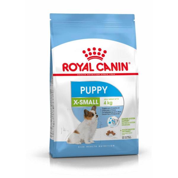 Royal Canin X-SMALL Puppy Welpenfutter trocken für sehr kleine Hunde