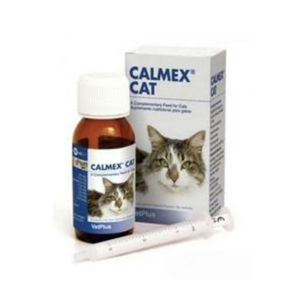 Calmex Stress Relief Supplement for Cat