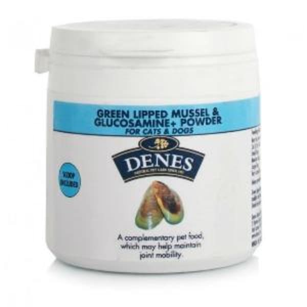 Denes Green Lipped Mussel with Glucosamine for Dog & Cat
