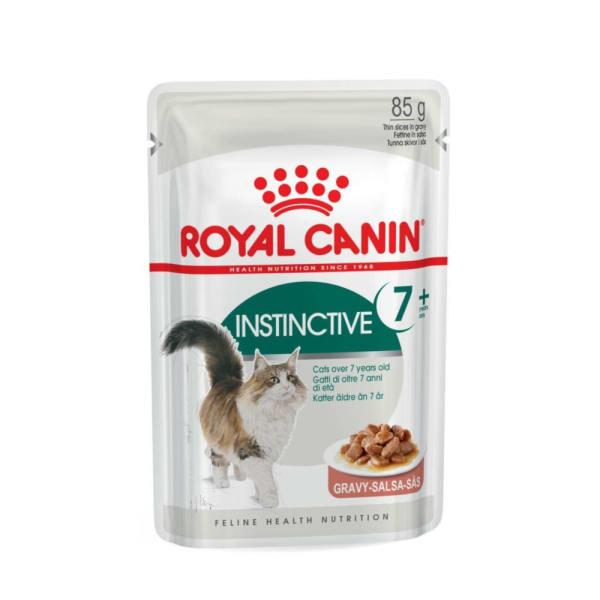 Royal Canin Oral Instinctive +7 - Sachets Fraîcheur