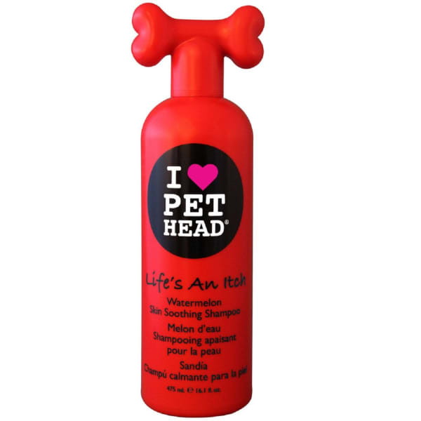 Pet Head Life's An Itch Dog Skin Soothing Shampoo