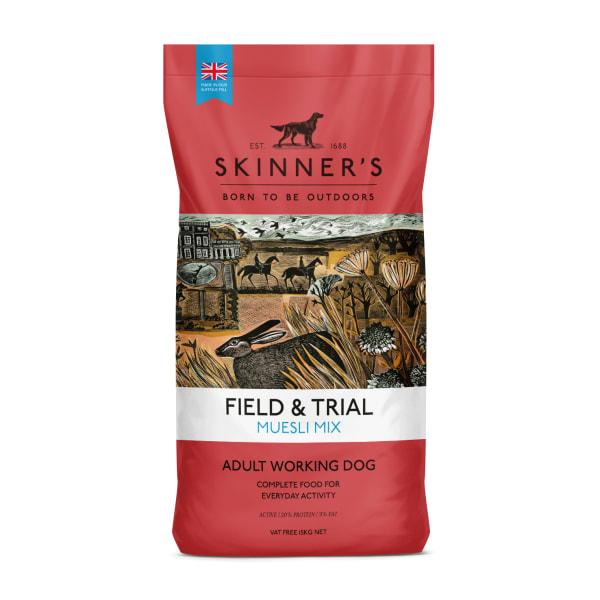 Skinners Field & Trial Muesli Mix Dry Dog Food