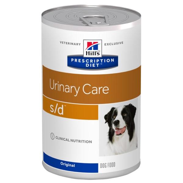 Hills Prescription Diet s/d voor honden