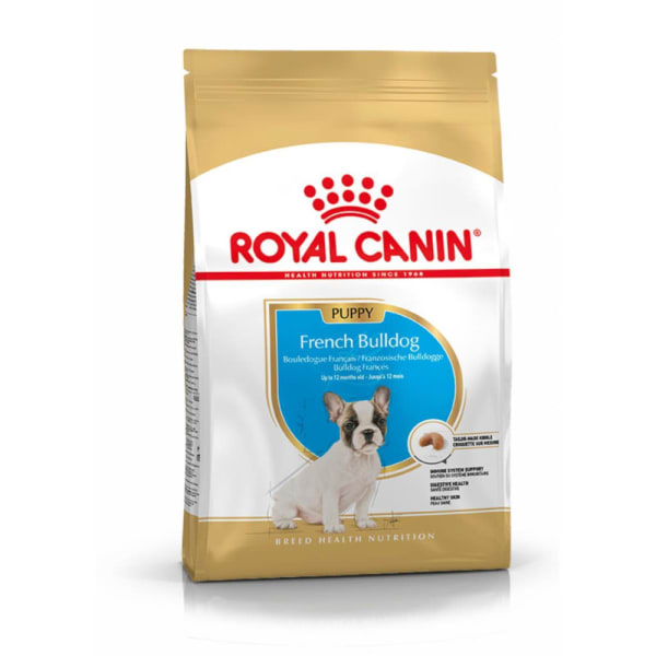 Royal Canin Bulldog  Chiot Nourriture Croquettes
