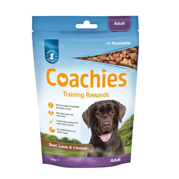 Coachies Training Adult Dog Treats
