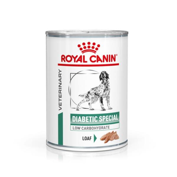Royal Canin Diabetic Low Carbohydrate voor honden