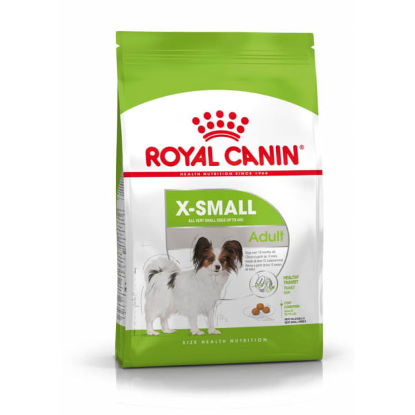 Royal Canin X-Small Chien Adulte Nourriture Croquettes