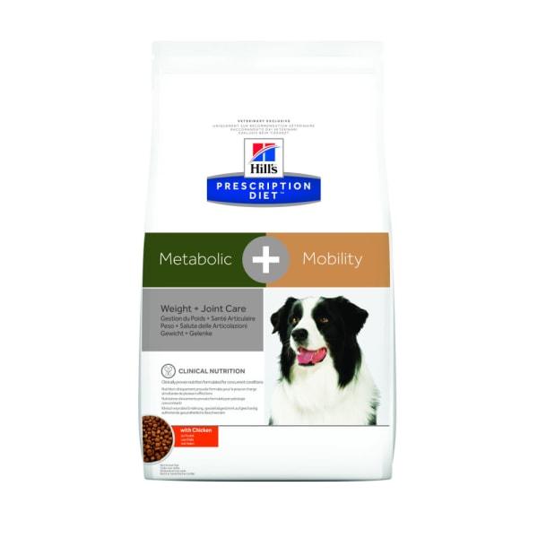 Hills Prescription Diet – Canine Metabolic Plus Mobility Hundefutter