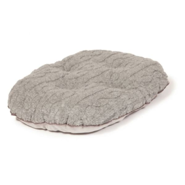 Danish Design Bobble Quilted Mattress in Pewter