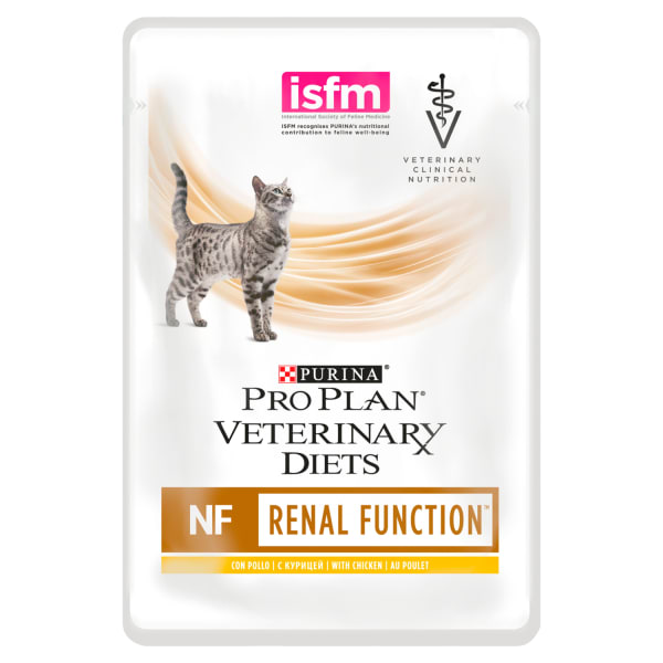 Purina Pro Plan Veterinary Diets Chat NF St/OX Renal Function - Poulet