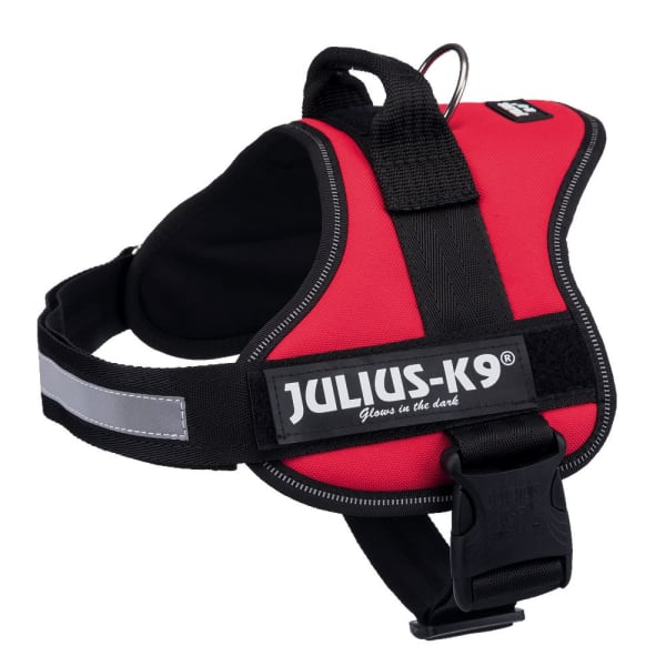 Julius-K9® Power harnas - Rood