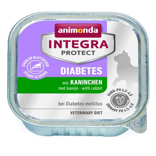 Animonda Integra Protect Diabetes Nassfutter für Katzen