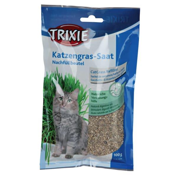Trixie Katzengras Nachfüllpackung