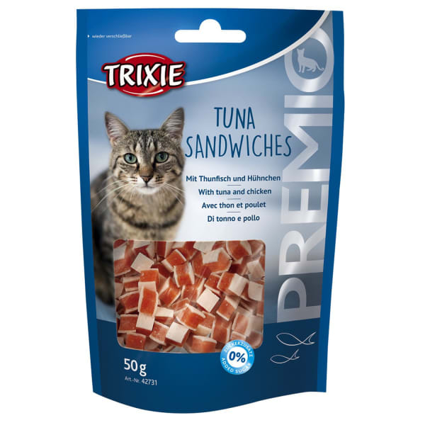 Sandwiches au thon PREMIO Trixie pour chats