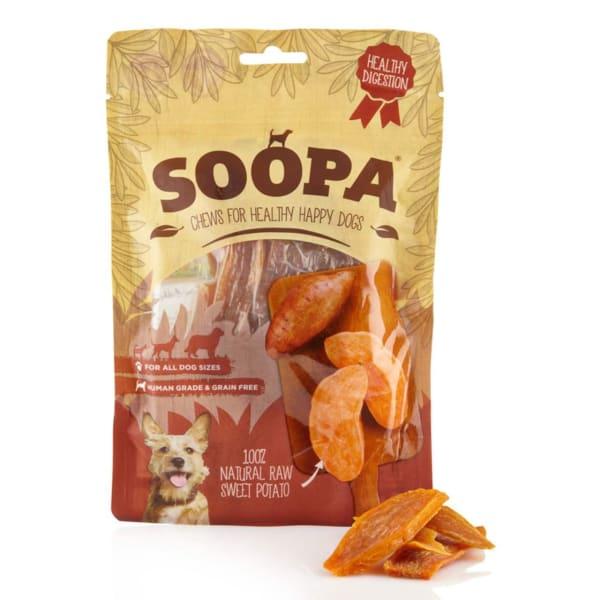 Soopa Healthy Digestion Chews Dog Treats