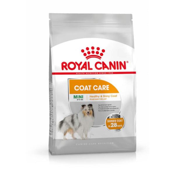 Royal Canin Mini Coat Care Dry Adult Dog Food